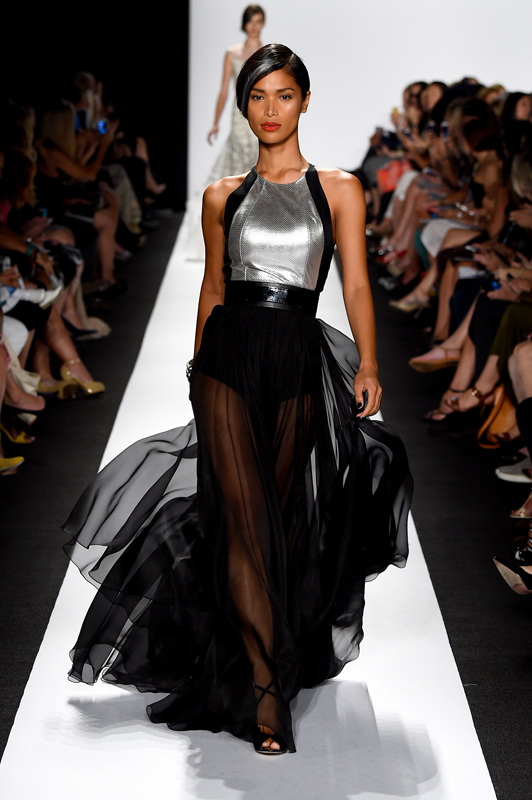 Mercedes NY 15 Slv+Blk Frazer Harrison-Getty